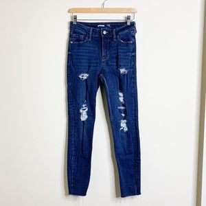 OLD NAVY Super Skinny High Rise